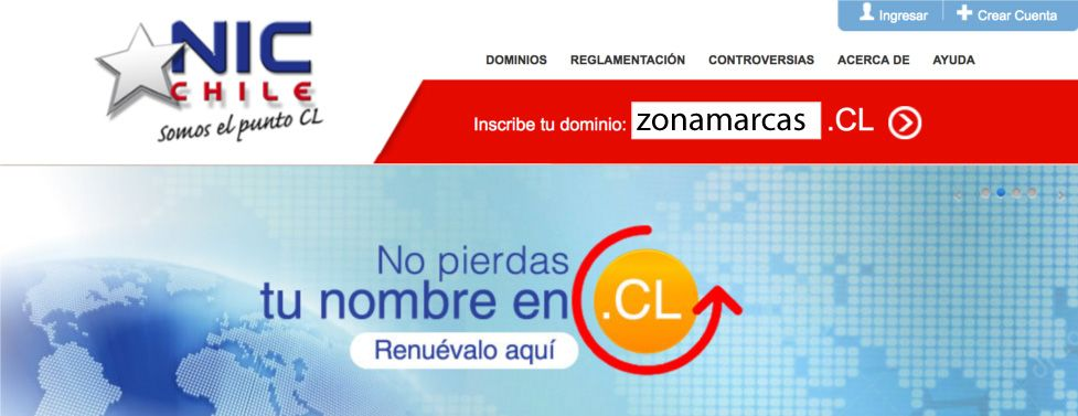Registro NIC Chile